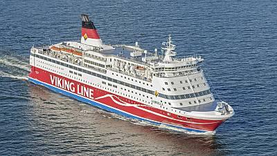 Helsinki Tukholma Viking Line