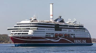 Laivalla Turusta Tukholmaan