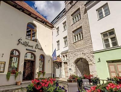 Ravintolat Tallinna Vanhakaupunki