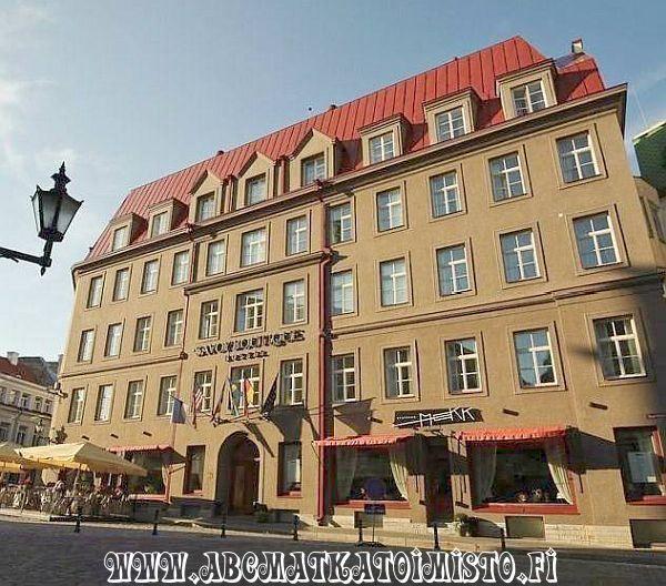 Tallinna Vanha Kaupunki Ravintolat